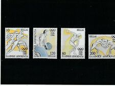 GREECE MNH SET 1996\olympic games atlanta\