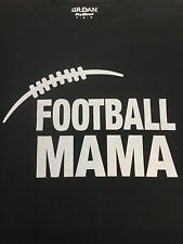 Football Mom Shirt Personalized New Football Number Glitter