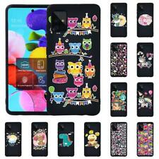 Case Fit Samsung Galaxy A10 /A20E/A30S /A40/A50/A70 Printed Silicone Cover Phone