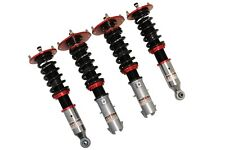 Megan Racing Street Series Coilovers Lowering Kit Eclipse FWD Only 89-94 New