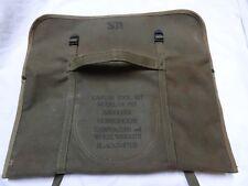 WWII US Army M-1921 Canvas Tool Kit Saddlers Horseshoers Blacksmiths Dated 1944