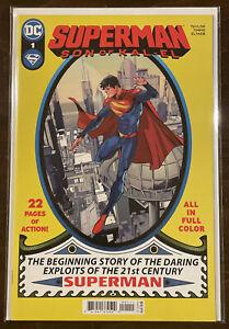 Superman: Son of Kal-El #1 NM 9.4 DC COMICS 2021 JONATHAN KENT