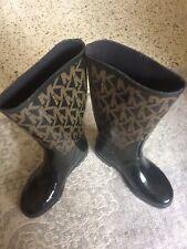 Michael Kors Signature Rain Boots Ladies