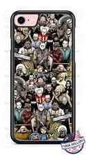 Freddy Krueger Jason Pinhead Poster Phone Case For iPhone Samsung LG Google 3XL