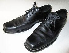 Calvin Klein Men Horatio Leather Toe Lace Dress Oxfords   Sz 10 M