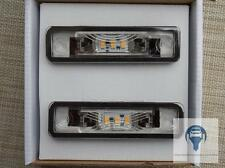 LED License Plate Light Vauxhall Astra Corsa Omega Signum Vectra Zafira 1224143