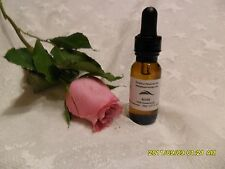 Rose Oil  15ml  Glass Dropper Bottle 100% Essential Oil for diffusers