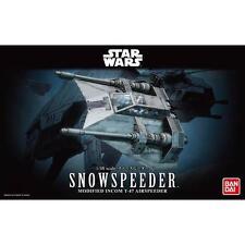 Snowspeeder Modellbausatz 1/48 von Bandai, Star Wars: Episode V, Model Kit