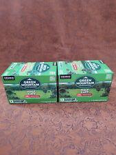 New listing Green Mountain 1/2 Half Caff Hazelnut Keurig Coffee 24 Count k-cups
