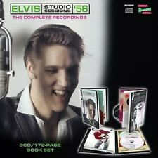 Elvis Presley - MRS: Elvis Studio Sessions '56 - 3CD/172 Page Book Set - OUT NOW