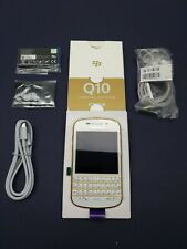 BlackBerry Q10 Special Edition - Gold Limited Quantity - International Edition