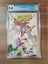 DC Justice League of America #42 Bagley CGC Graded 9.8 DC Comics 4/10