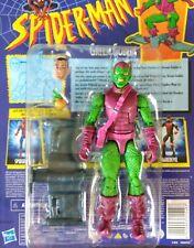 Marvel Legends Retro Green Goblin In Hand Spider-Man Loose Figure Norman Vintage