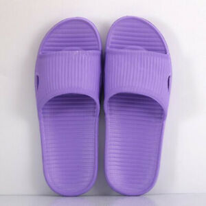 Indoor Comfortable Soft Slippers For Women Non-slip Bathroom Home Shoes Slides