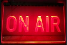 On Air LED Neon Bar Sign Home Light Up Drink Pub cocktail Recording radio studio