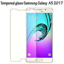 9HD + Real Tempered Glass Film LCD Screen Protector For Samsung Galaxy A5 2017