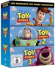 Toy Story 1-3 - Die komplette Toy Story Collection  [3 DVDs] NEU OVP