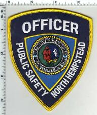 North Hempstead Public Safety (New York) Shoulder Patch