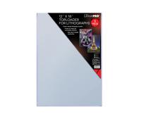 "(1) Ultra Pro 12"" x 18"" Toploader Memorabilia Artwork Poster Lithograph Holder"