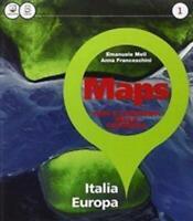 Maps vol.1 A.Mondadori Scuola, Meli/Franceschini codice:9788824750226