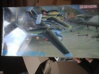 ARADO E377A  MISTEL1/72 SCALE DRAGON MODEL +METAL+PHOTOETCHED PARTS INCLUDED box