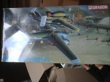 ARADO E377A MISTEL1/72 SCALE DRAGON MODEL +METAL+PHOTOETCHED PARTS INCLUDED