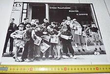 PHOTO CYCLISME TOUR DE FRANCE 1939 PLEYBEN ETAPE BREST-LORIENT ROBERT CAPA