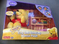 Sing und Schwing Winnie Puuh - Fisher-Price M9988 - ab 6 Monaten Winnie the Pooh