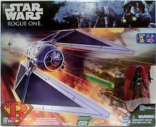 "TIE STRIKER Star Wars Rogue One Movie 3.75"" Scale Vehicle & Figure Hasbro 2016"