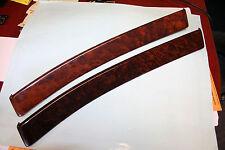 OEM BMW E39 5 Series Front Center Dash Vavona Wood Trim Upper Clove Box 8159746