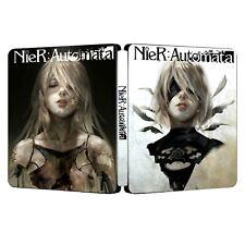 Nier Automata Steelbook - NEU in Folie - Custom  !! ohne Spiel !! Steelcase