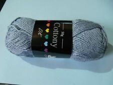 Cygnet Yarns Cottony Double Knitting Yarn 50g Shade 198 Powder Blue