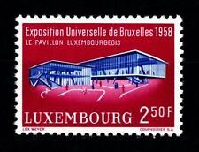 LUXEMBOURG - LUSSEMBURGO - 1958 - World Exhibition, Bruxelles