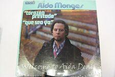 """ALDO MONGES, CORAZON PRESTADO""""QUE SEA YA""""  (New/Sealed) LP 12"""""""