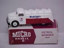 "Micro Models, Brentoy casting Austin Petrol Tanker ""Mobilgas"" Limited edition,"