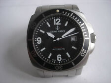 Jumbo Zeno Army Automatic Divers Watch W/Date