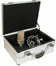 Neumann TLM 103 Anniversary Set Microphone, EA1 Shockmount, & Carry Case, NEW