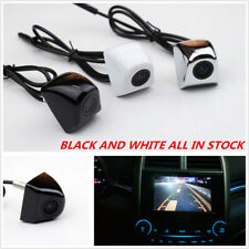 Car Backup View Camera Waterproof High Definition Wide Viewing Black 170°