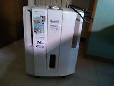 DEUMIDIFICATORE PORTATILE DE LONGHI TASCIUGO ARIADRY SLIM DES 16W 16 litri