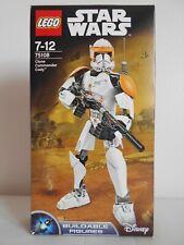 LEGO Star Wars 75108 Clone Commander Cody, New, buildable figure