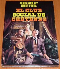 EL CLUB SOCIAL DE CHEYENNE / The Cheyenne Social Club - Precintada