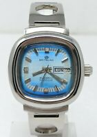 Orologio Britscar aquaticus diver watch automatic vintage diving clock very rare