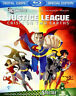 Justice League: Crisis on Two Earths BLU-RAY NEW