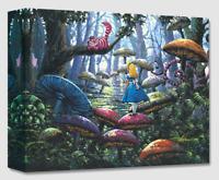 Disney Fine Art Treasures On Canvas Collection A Smile You Can Trust-Gonzalez