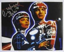 "Cindy Morgan Signed Tron 8x10 Inscribed ""Yori"" Photo Autograph OC Dugout Holo A"
