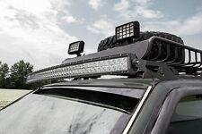 "Jeep Grand Cherokee ZJ 50"" Curved LED Windshield Mounts (NO LIGHTS) 93-98"