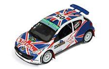 1/43 Peugeot 207 S2000  Peugeot UK  IRC Rally Brazil 2009  K.Meeke / P.Nagle