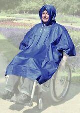 Poncho Regenschutz für Rollstuhl Rainstar Easy Regen Jacke Wetter Schutz Trocken