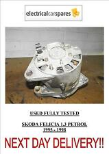 SKODA FELICIA 1.3 PETROL ALTERNATOR 1995 1996 1997 1998 PAL 933494 FULLY WORKING