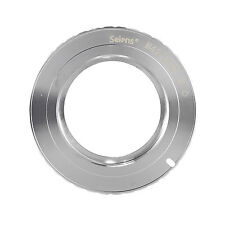 M42-EOS M42 Screw Mount Lens to Canon EOS Ring Adapter 5DIII 7D 450D